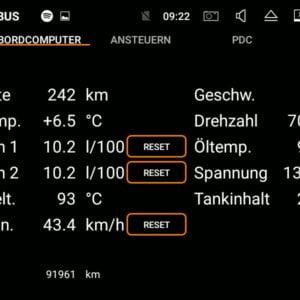 BMW IBUS ANDROID APP