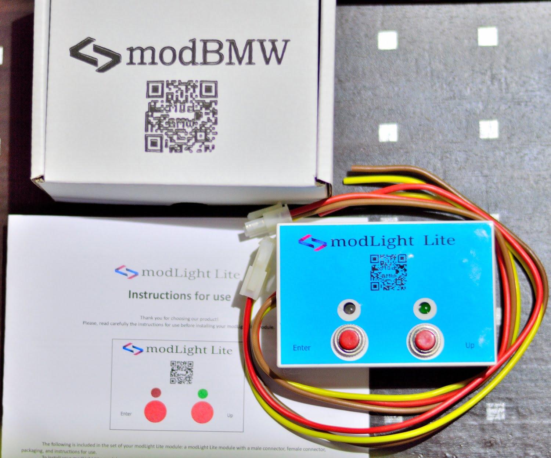 modLight Lite (E46/E83)
