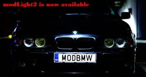 bmw Ibus modlight2