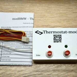 M62 Thermostat mod BMW